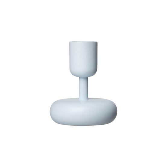 Nappula 4.25 inch Candleholder in Aqua