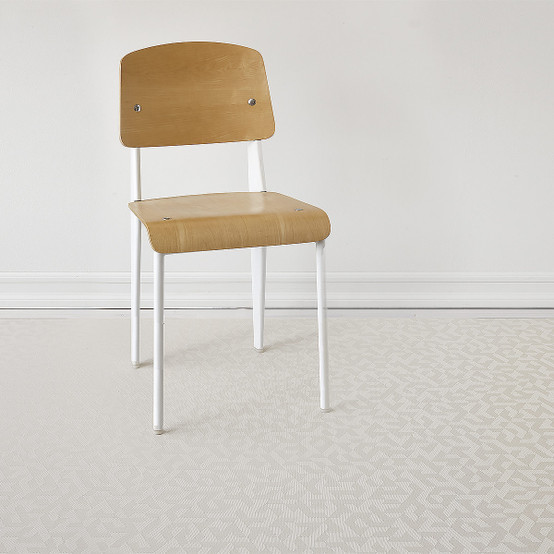 Chilewich Prism Floor Mat In Natural