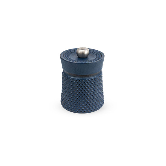 Bali Fonte Cast Iron Pepper Mill In Blue