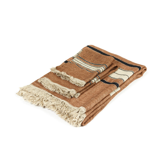The Belgian Towel Small Fouta in Bruges