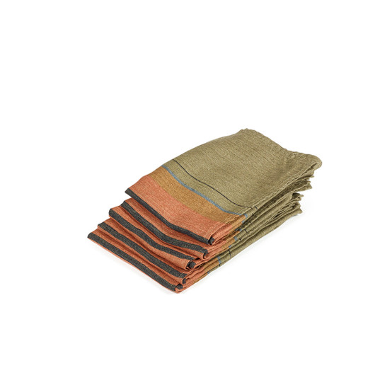 St. Jacob's Stripe Guest Towel