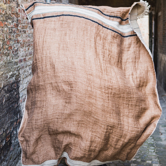 The Belgian Towel Fouta in Bruges
