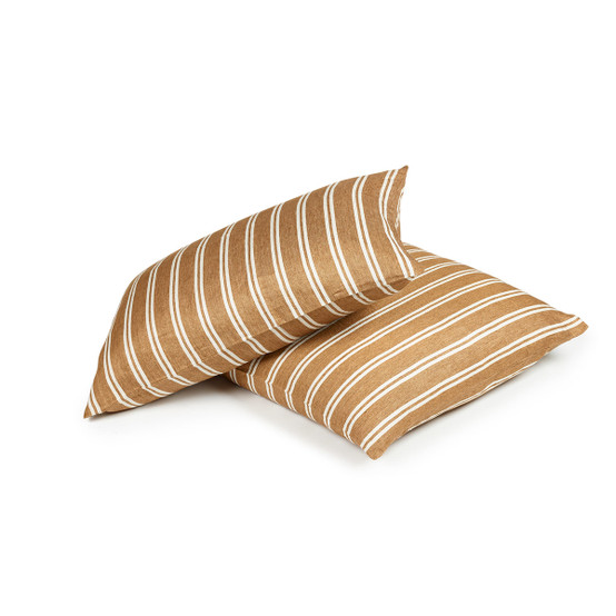 Canal Stripe Pillow Case - King
