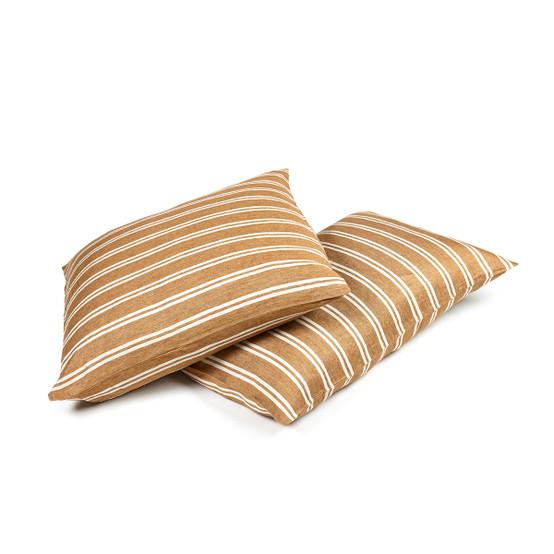 Canal Stripe Pillow Case - Standard
