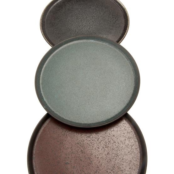 Tout Simple Serving Platter in Bleu D'Encre