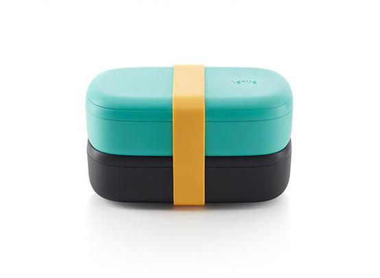 Lunchbox to Go in Turquoise