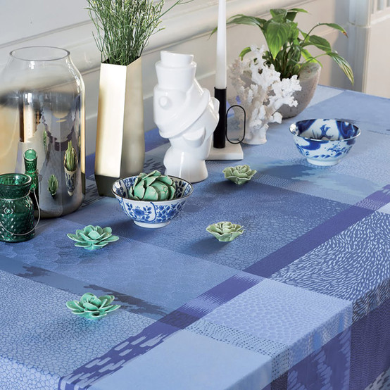 Mille Matieres Abysses Tablecloth