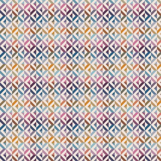 Mille Twist Tablecloth in Warm