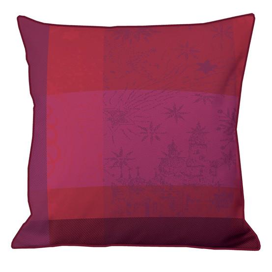 Mille Couleurs Pivoine Cushion Cover 20 x 20