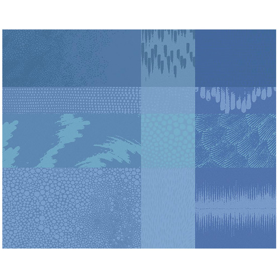 Mille Matieres Abysses Placemat 16 x 20