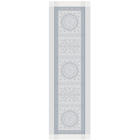 Imperatrice Table Runner in Hermine