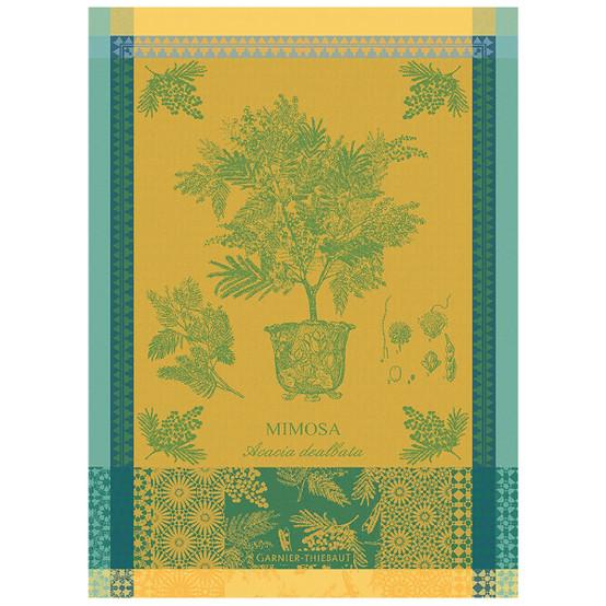 Mimosa Jaune Kitchen Towel
