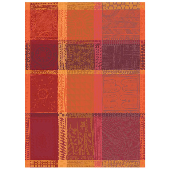 Mille Wax Ketchup Kitchen Towel