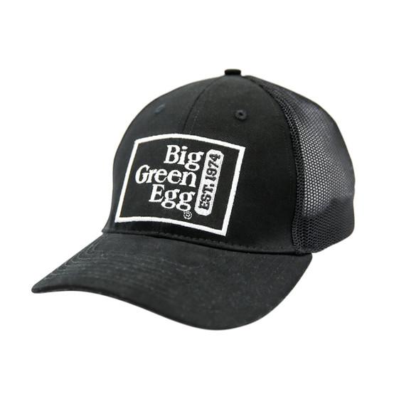 Cap Patch Design Black