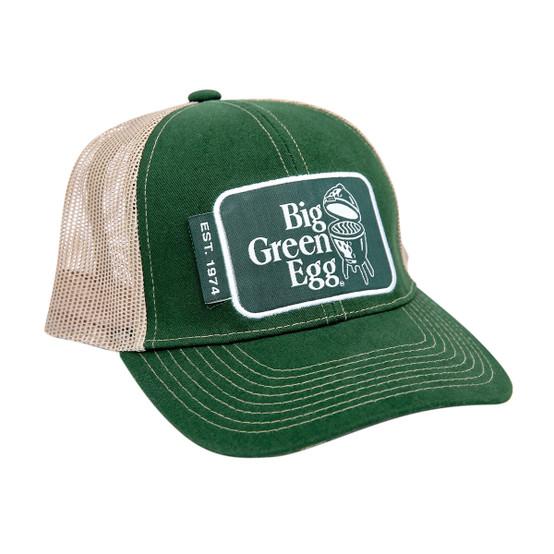 Cap Patch Design Green