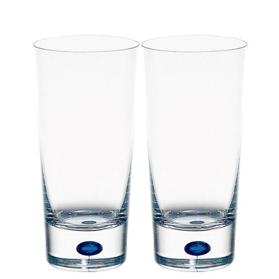 Intermezzo Blue Small Tumbler Set of 2