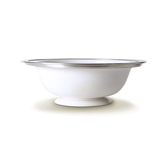 Gianna Large Roung Footed Serving Bowl