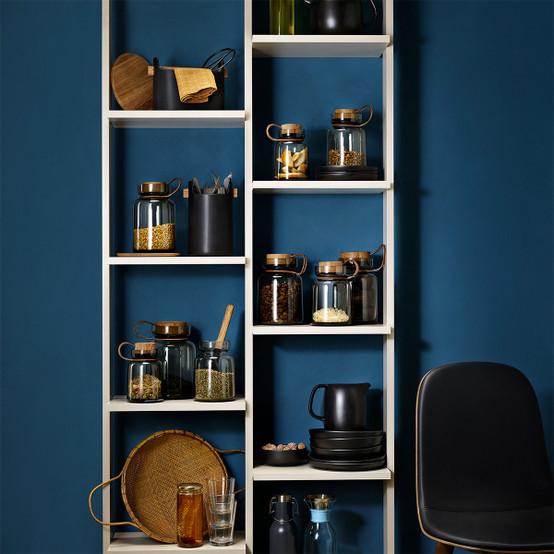 1.5 L Silhouette Storage Jar