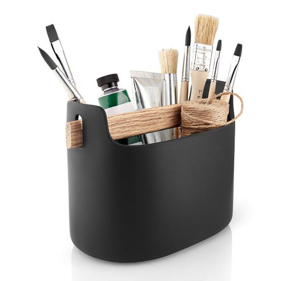 Low Toolbox in Black