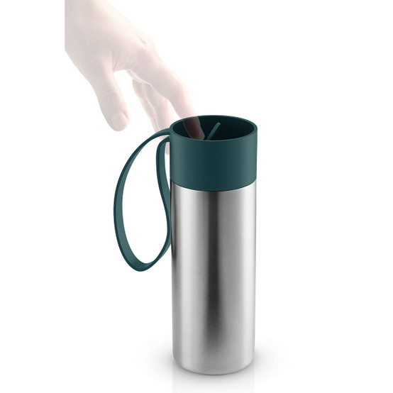 To-Go Cup in Petrol