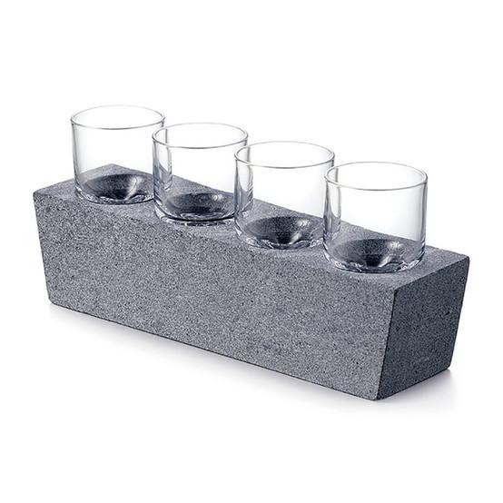 Alpine Vodka Glass Set