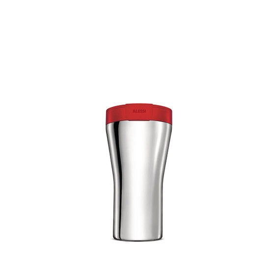 Caffa Travel Mug in Red