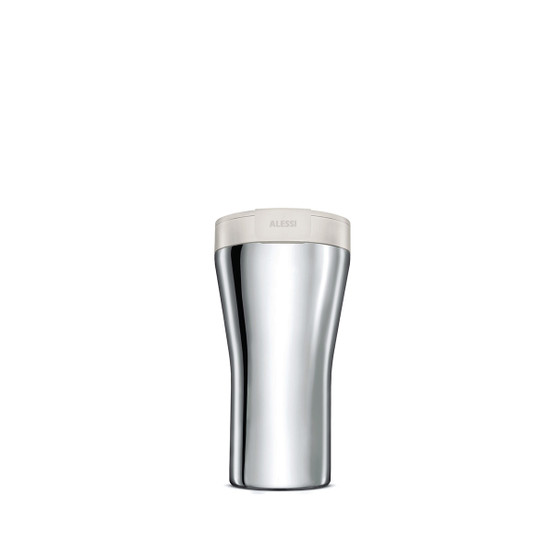 Caffa Travel Mug in White