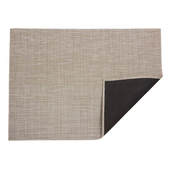 Thatch Floor Mat in Pebble