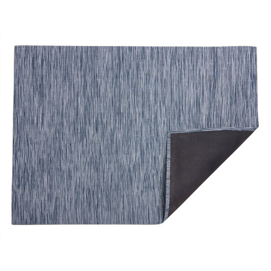 Bamboo Floor Mat in Rain