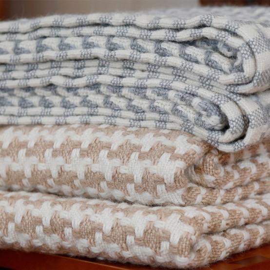 Rockport Cotton/Alpaca Day Blanket