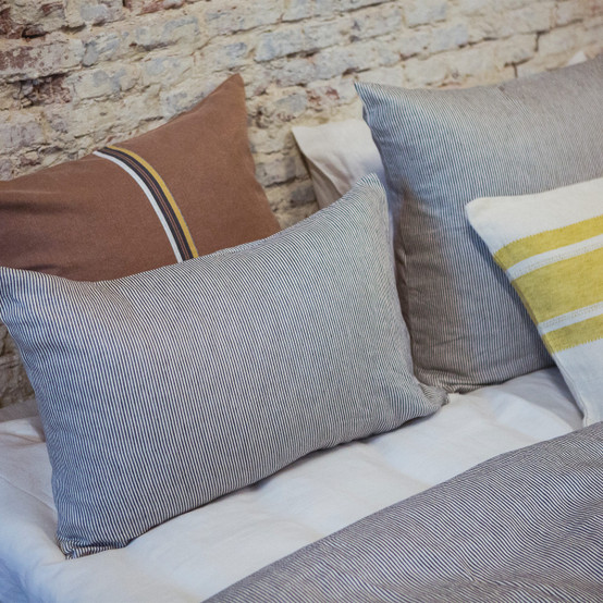The Workshop Stripe Pillow Case in Standard