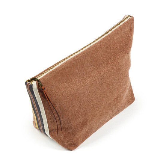 Leroy Pouch in Red Earth