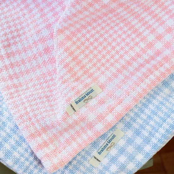 Puffin Cotton Baby Blanket