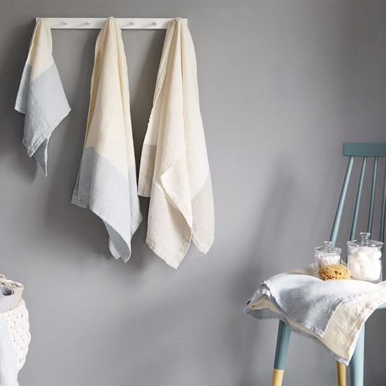 Caribou Linen Towels