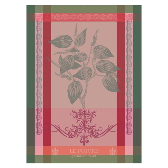 Brin De Poivre Rose Kitchen Towel