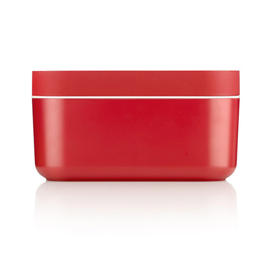Ice Box in Red
