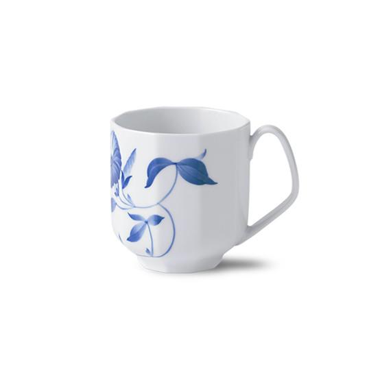 Blomst Mug in Morning Glory
