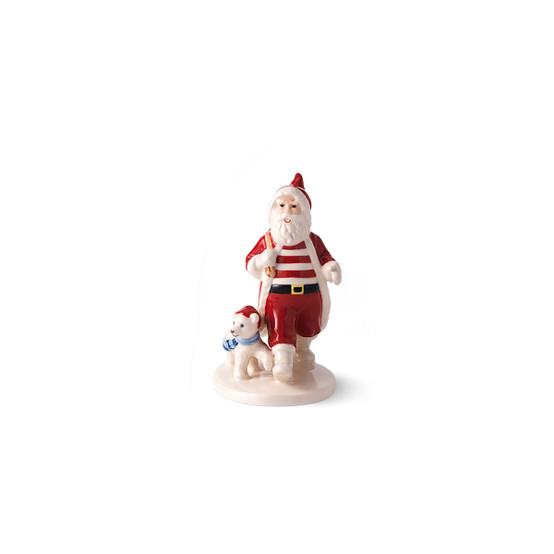 Annual Santa Figurine