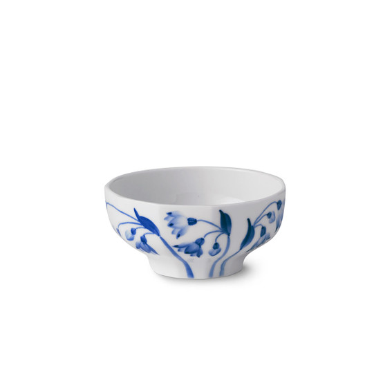 Blomst 4 inch Bowl in Snowdrop