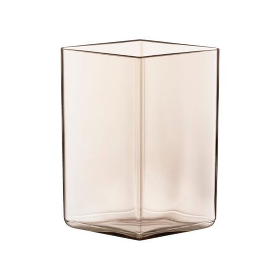 Ruutu 4.5 inch Vase in Linen