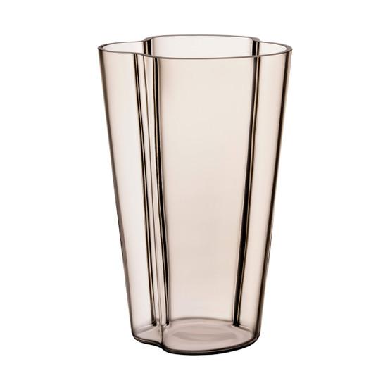 Aalto 8.75 inch Vase in Linen