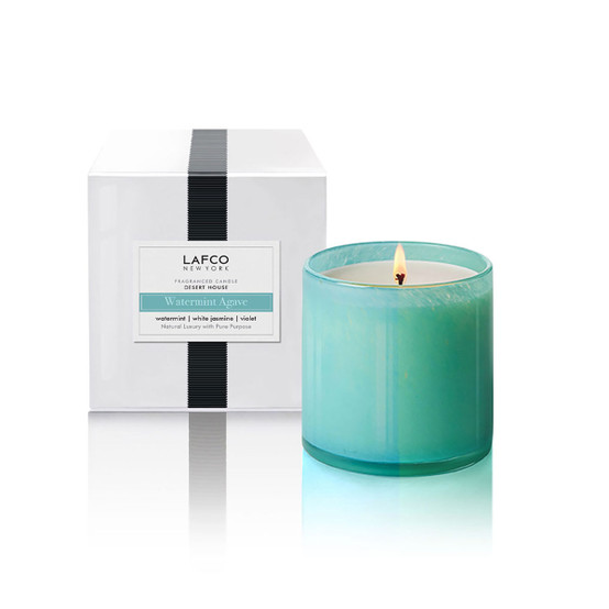 6.5 oz Watermint Agave Classic Candle