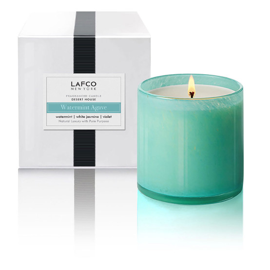 15.5oz Watermint Agave Signature Candle