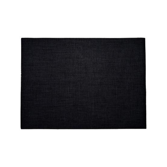 Boucle Floor Mat in Noir