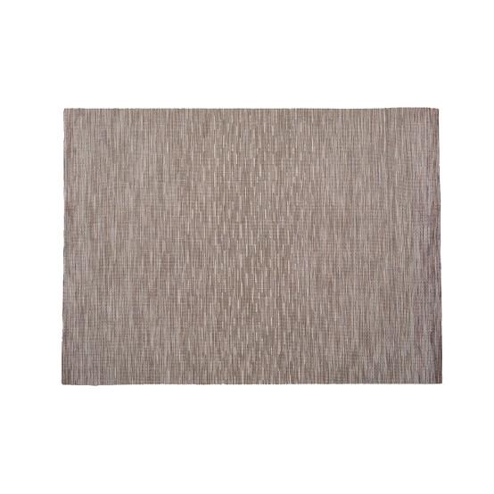 Bamboo Floor Mat in Dune