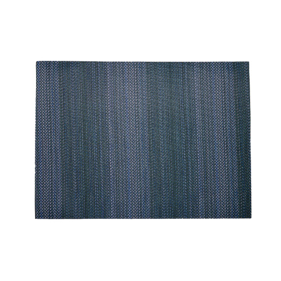 Quill Floor Mat in Forest