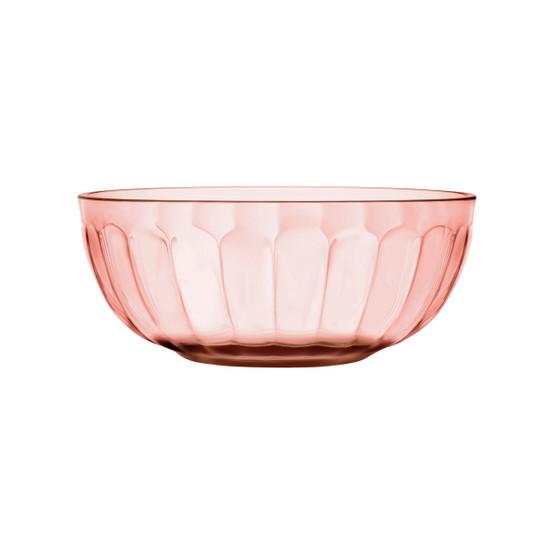 Raami Bowl in Salmon Pink