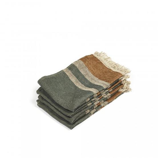 Belgian Towel Small Fouta in Alouette