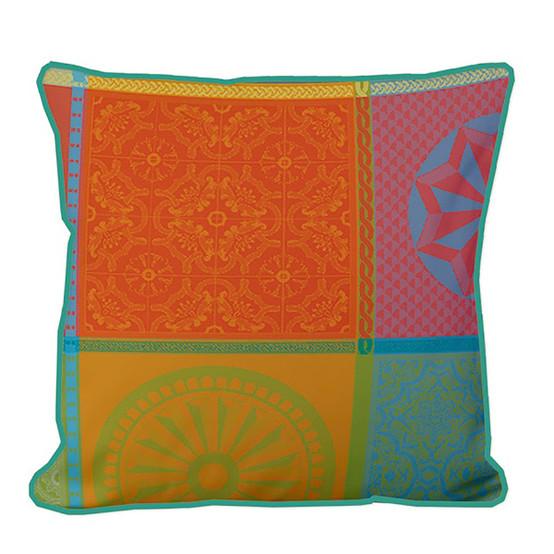Mille Sicilia Riviera Cushion Cover 16 X 16
