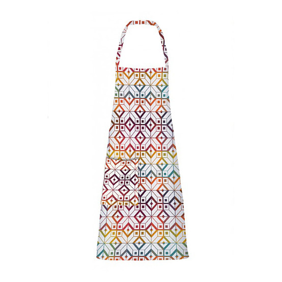 Mille Paves Flamboyant Coated Apron